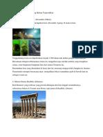 9 Situs Kuno Misterius Yang Belum Terpecahkan