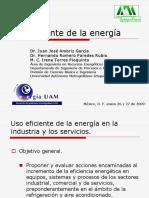 Juan Ambriz - Uso Eficiente de La Energia