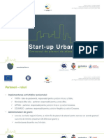 Start-up Urban Concurs Plan de afacere
