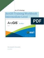 ArcGIS Workbook Intermediate