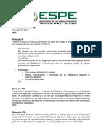 Protocolos Capas OsI