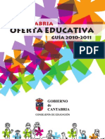 Oferta Educativa de Cantabria_2010_2011_/La Oropéndola 100% sostenible