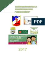 Alimentación Saludable en La Institución Educativa