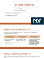 Dampak E-commerce Kartal