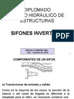 SIFONES INVERTIDOS