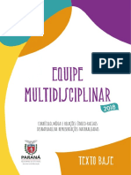 Equipe Multidisciplinar 2018