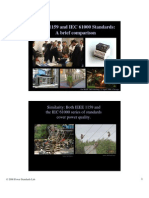 IEEE 1159 and IEC 61000 Standards