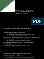 Estres Postraumatico Clase