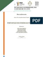 Portafolio Mercadotecnia Parcial2 6A IND