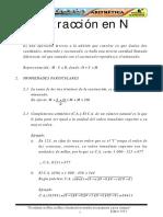 III Bimestre - 6to.aritmetica