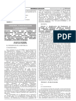 Decreto Supremo N° 009-2016-VIVIENDA ( 23.07.2016 )