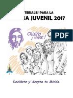 Material Para La Pascua Juvenil2017