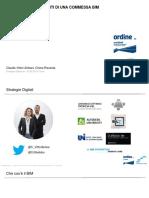 Presentazione - I Rapporti Tra Le Parti Di Un Commessa BIM - Ordine Architetti Torino