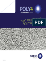 Polyhalite Characteristics April 2016