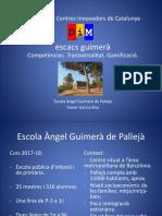 3ª Trobada de Centres Innovadors de Catalunya