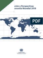 Situación y Perspectivas de La Economía Mundial 2018
