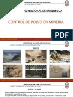 Control de Polvo Unam-Adan Arce Ramos