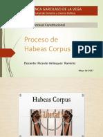 Proceso 1 Hábeas Corpus