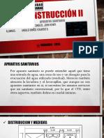 APARATOS SANITARIOS