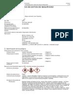 MSDS Aceite de Alta Penetrabilidad Para Lubricar Cables Wire Rope Lubricant Código 66700-PA Marca Bel-Ray