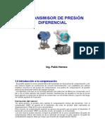 El Transmisor de Presión Diferencial Calibracion