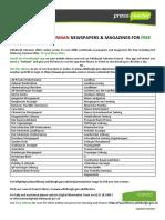 German PressReader Titles.pdf
