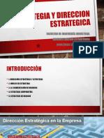 Estrategia y Direccion Estrategica 2