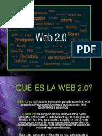 Que es una Web 2.0