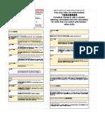 Dragon Nest General Skill Info Spreadsheet 龍之谷一般技能試算表 修正版