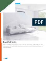 Fan Coil Units 2016
