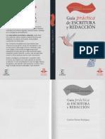 Fuentes Rodríguez, Catalina - Guía Práctica de Escritura y Redacción