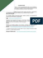 Metodologia Conceptos de la Medicina Con respectivos autores