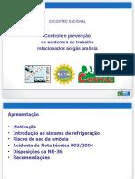 Refrigeracao Por Amonia - NR-36 - Mauro