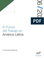 El Futuro Trabajo America Latina