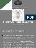 Clase Nro. 1 Introducción biofisica