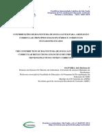 Contribuições de Boaventura de Sousa Santos Para a Reflexão Curricular- Princípios Emancipatórios e Currículos Pensadospraticados (2)