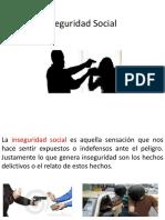 Inseguridad Social