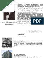 William Lebaron Jenney Frida