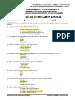 Test de Ofimática Mazatenango 2018-1