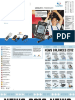 Sauter - Katalog 2012 EN