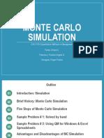 09 Monte Carlo Simulation