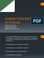 COMPACTADORES ACTUALES