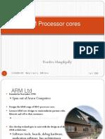 Arm Cores