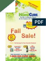HomeCure Fall Catalog