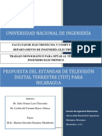 Television TDT