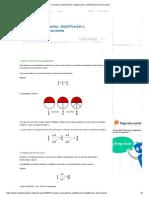 Fracciones Equivalentes_ Amplificación y Simplificación de Fracciones