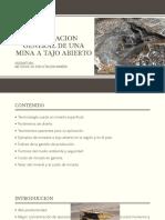 Cap. 06.- Preparacion General de Una Mina a Tajo Abierto