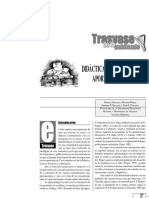 Didáctica Constructivista Articulo Educ y Cultura