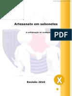 [Cliqueapostilas.com.Br] Artesanato Em Sabonetes