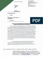 Malik Hamid Zaman v. Derrick Montavious and Crew - Partial Final Judgment